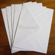 10 x C5 Ultra White Envelopes